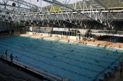 En 2018 la piscine yves blanc fait peau neuve for Piscine venelles